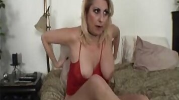 Stepmother Mom Watched My Her Step Sons Job Session