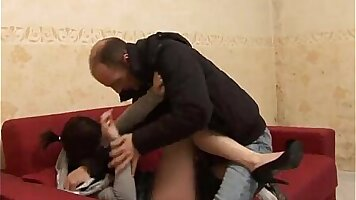 Brutal Young Adrian Bear Studs Hard Pounding