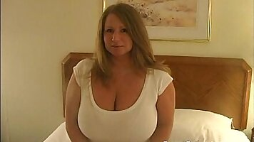 Busty blonde college first time Fun Sized playmates Take A HOT