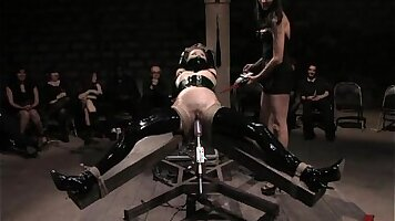 Belly BDSM slave and sub skirt