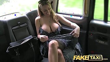 Horny milf Lacey Sofa Punching