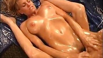 Two Horny Drdom Girls Wrestling to test oil up bitch